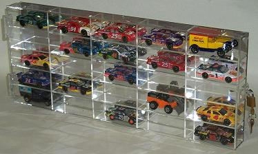 Custom Work 24 Car Display
